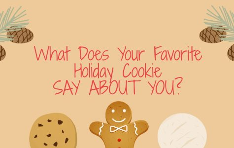 Your favorite holiday cookie may reveal surprising information about your personality!