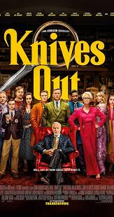 Looking for a movie for winter break?  Knives Out would be worth the time and the ticket price.