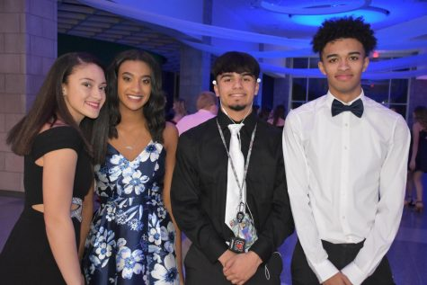Ice, Ice Baby Begins the Tradition of GCHS Semi-Formals