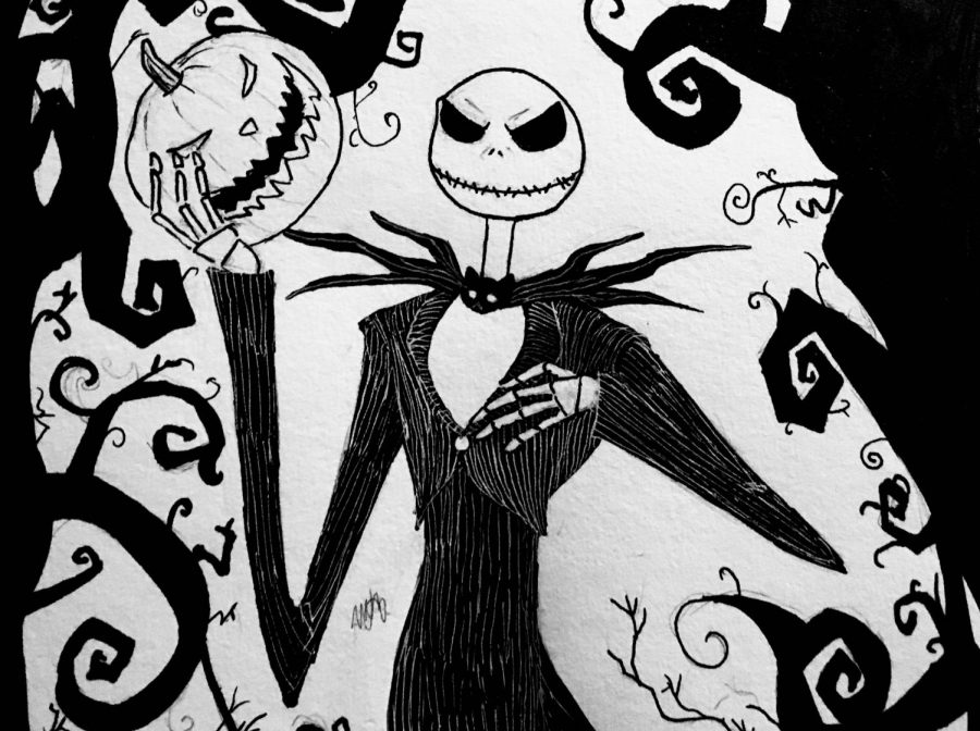 Tim+Burton%27s+style+is+distinctive+and+makes+viewers+identify+his+work+easily.++