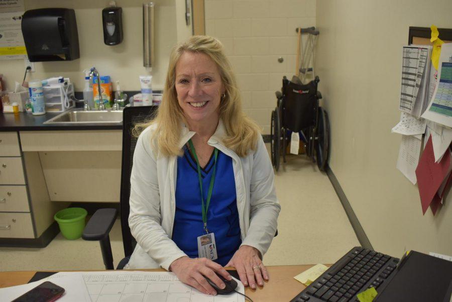 Patterson Helps Keep School Community Healthy
