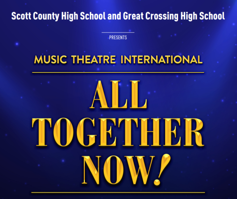 It wont be the Battle of the Birds but rather the Collaboration of the Birds for the fall musical.  Students from both GCHS and SCHS will join forces for All Together Now!